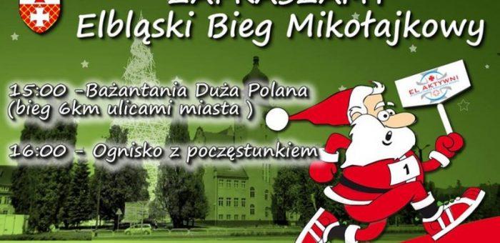 Elbląski Bieg Mikołajkowy