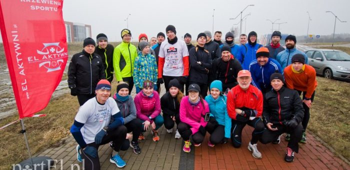 IV MODRZEWINA WINTER RUN 2017
