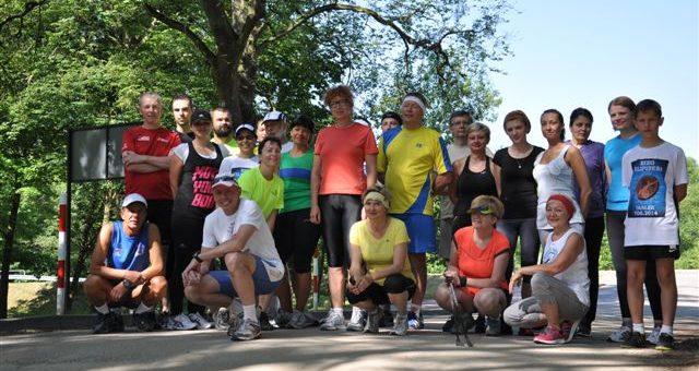 Pierwszy EL-Aktywny niedzielny poranek biegowy już za nami !