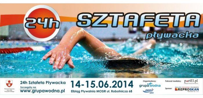 24 h Sztafeta Pływacka